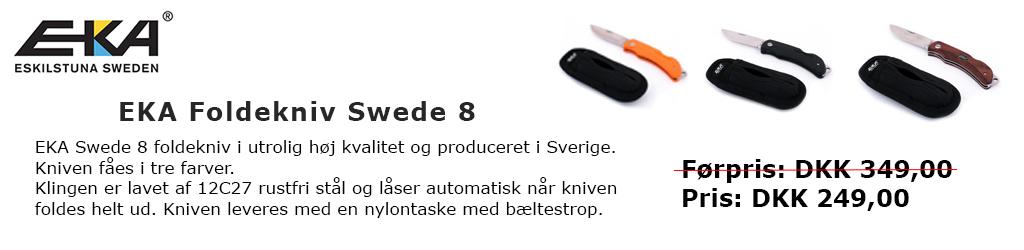 EKA Foldekniv Swede 8